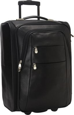 Bellino Leather Folding Laptop Carry-On 21