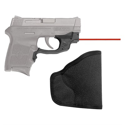 S&W M&P Bodyguard .380 Laserguard Red