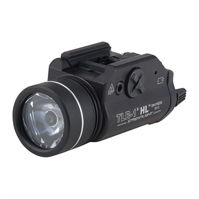 Streamlight TLR-1 HL LED with IWI Logo