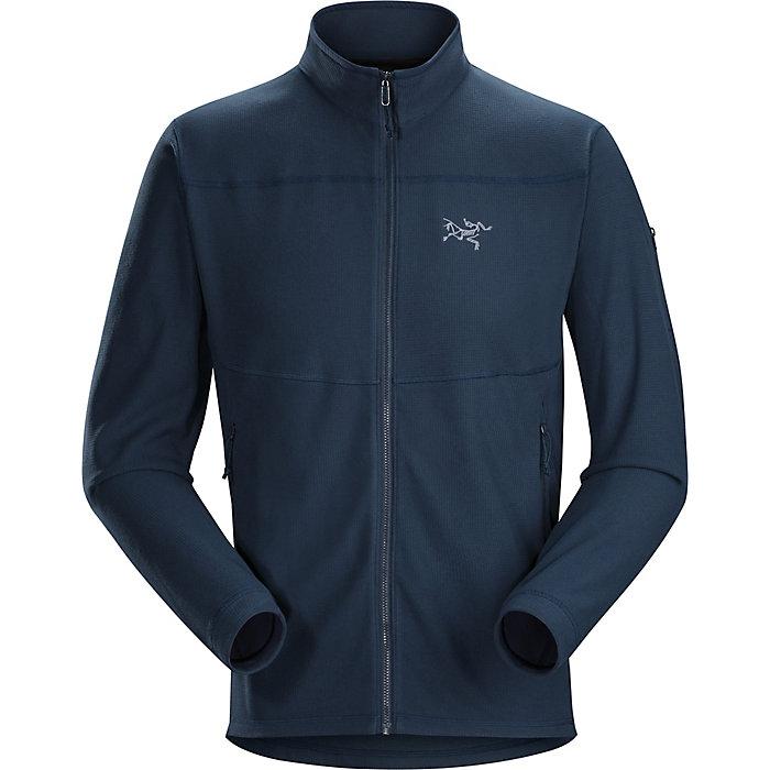 碼全神價格!Arc'teryx 始祖鳥 Delta LT 男士輕量透氣快干保暖抓絨夾克